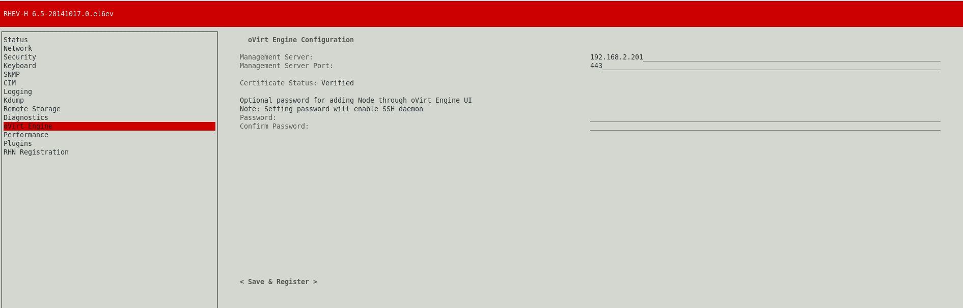 Red Hat Enterprise Virtualization (RHEV) Home Lab