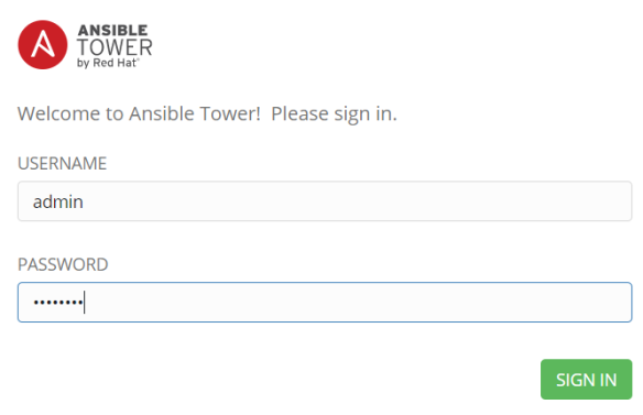 Ansible Tower Installation and Configuration Guide | Keith